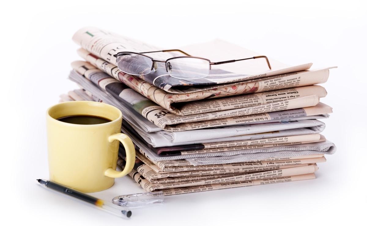 Газетный заголовок: структура и содержание